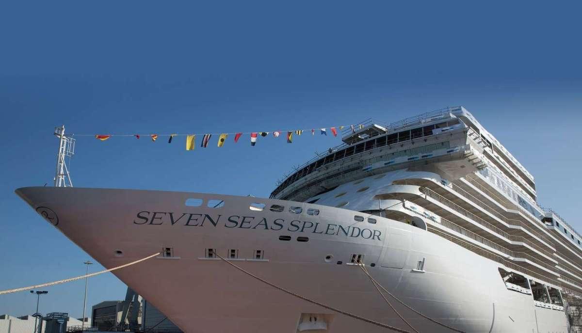 Seven Seas Splendor™ Suite Details und erste Darstellungen