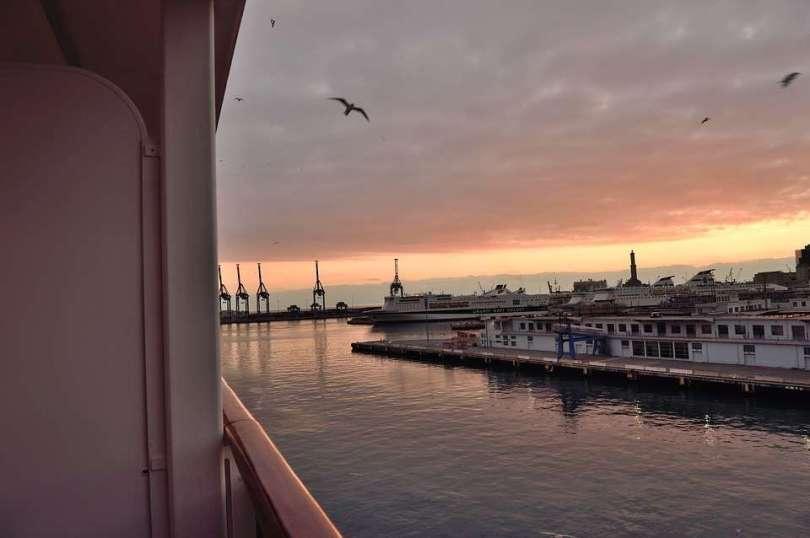 Costa Kreuzfahrten Genua
