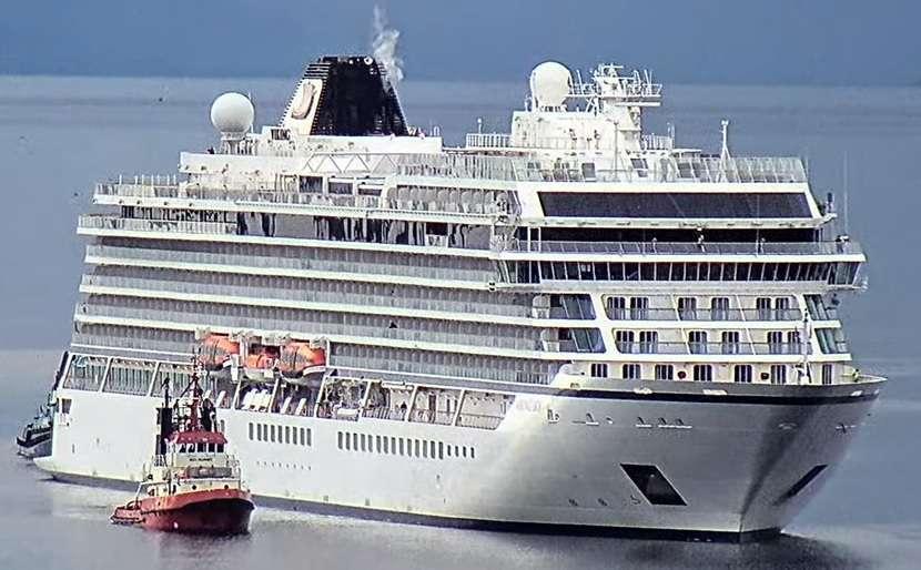 Viking Cruises zur Rettungsaktion offiziell - Evakuierung beendet