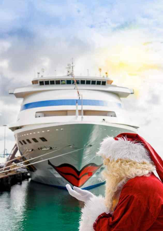 AIDA Cruises Festtags-Highlights