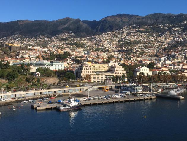 AIDAnova, Reisebericht AIDAnova Teil 6,  Funchal (Madeira) – ein Highlight!