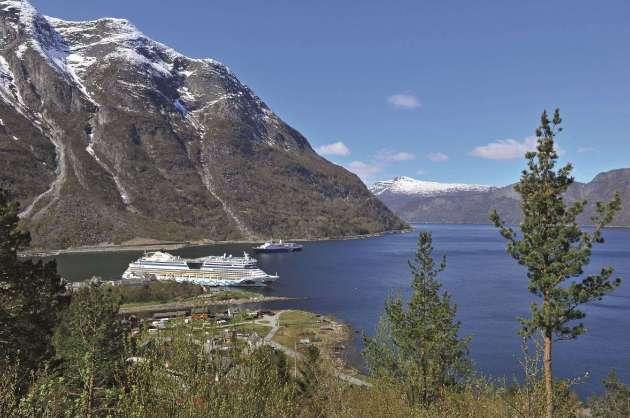 AIDA Cruises Umwelt