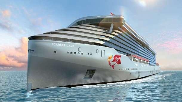 Neue Kreuzfahrtschiffe 2021