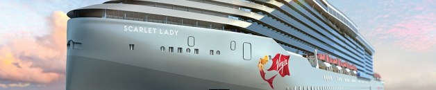 Virgin Cruises MS Scarlet Lady