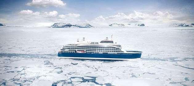 ", Ponant massiver Flottenausbau bis 2021 – dann kommt ein Eisbrecher ""Le Commandant Charcot"""