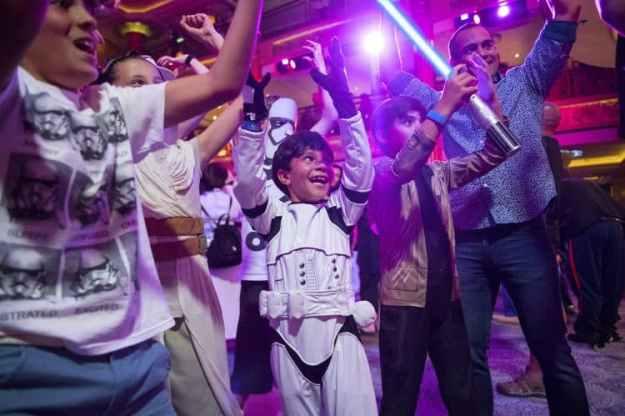 Disney Cruises bietet wieder Star Wars Day an, Star Wars Day at Sea kehrt 2021 bei Disney Cruise Line zurück