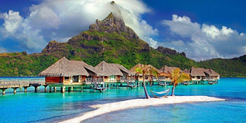 Bucht Bora Bora