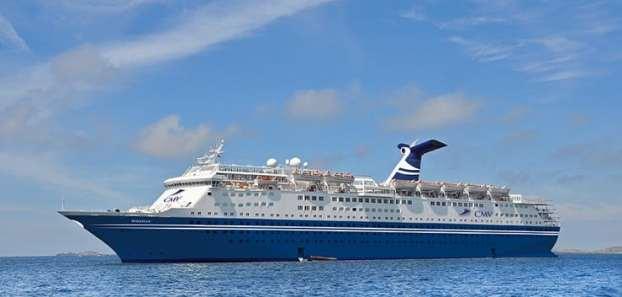 Cruise Maritime Voyages design