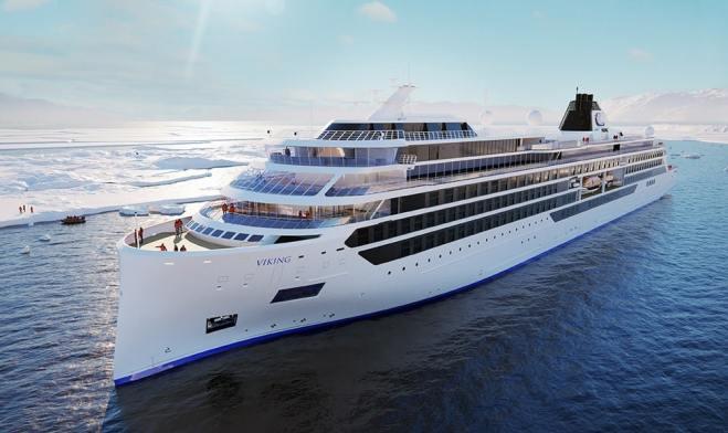 Viking Cruises Weltreise