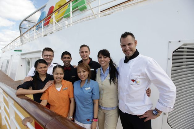 AIDA Cruises Arbeitgeber
