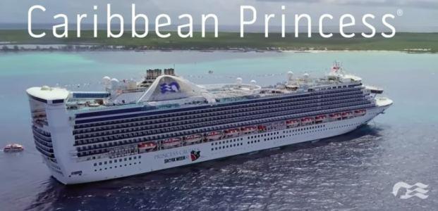 Princess Cruises Caribbean Princess darf Barbados nicht anlaufen, Caribbean Princess darf Barbados nicht anlaufen, Gastroenteritis an Bord