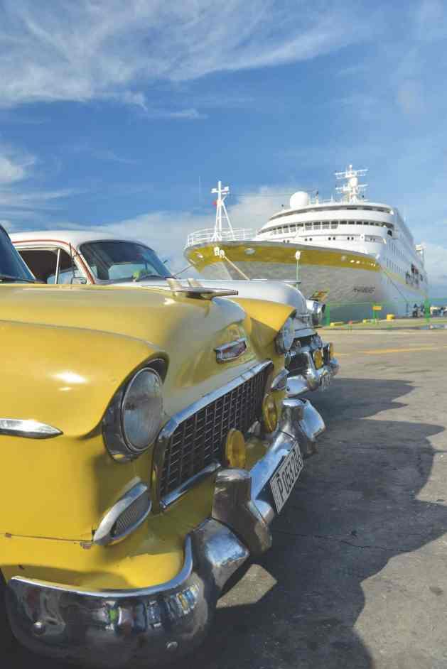 MS Hamburg, MS Hamburg läuft wieder Havanna an