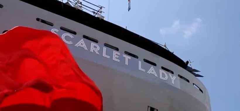scarlett lady