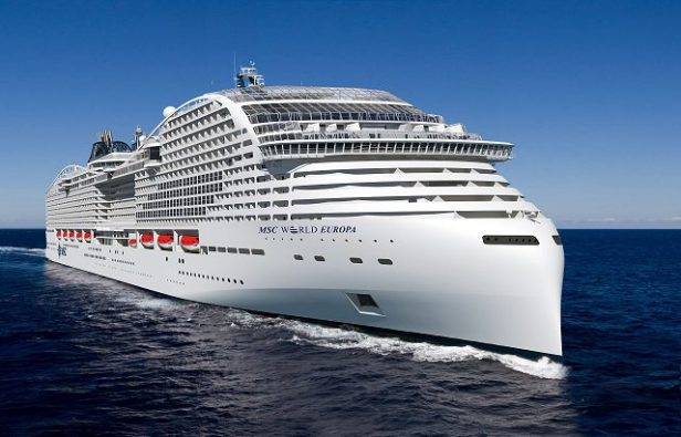MSC Cruises neue Schiffe