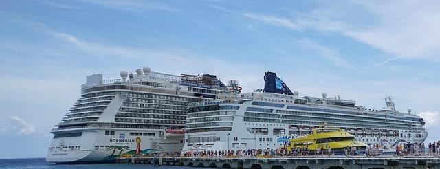 """Norwegian Cruise Lines """"Außergewöhnliche Reisen"""""""