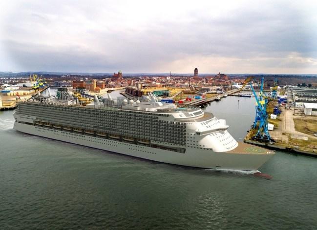 MV Werften: Global Dream
