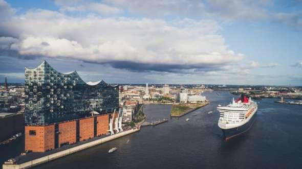 Cunard European open Hamburg