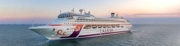 Jalesh Cruises Pleite
