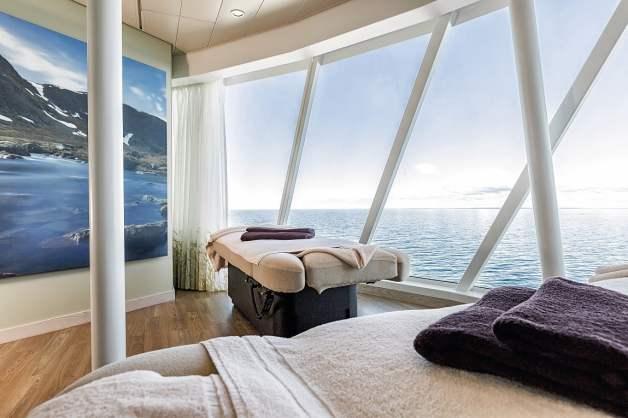 Tui Cruises spa