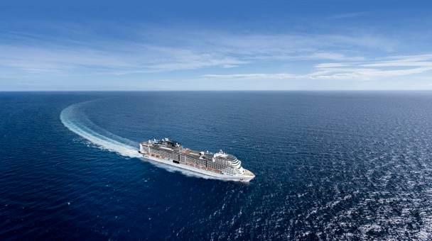 MSC Cruises Umwelttechnik