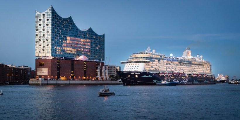 Mein Schiff 6 Hamburg
