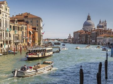 Venedig Streit