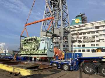 MS Amadea Werft