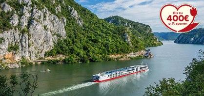 Flusskreuzfahrt-Angebote-Muttertag-Donau