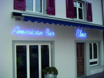 American Bar Blue
