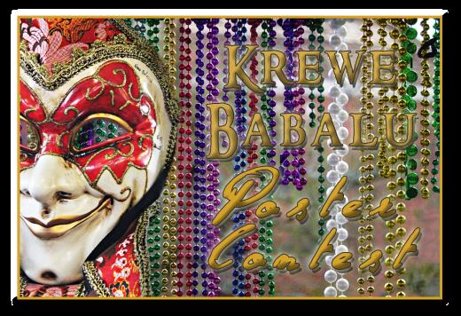 Krewe Babalu Galveston Poster Contest