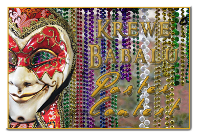 Krewe Babalu Poster Contest