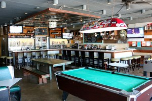 Beerfoot Brewery Beachfront Brew Pub