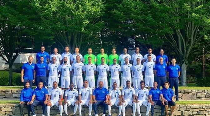 #FootballMatnik : Yann THIMON « C'est quelque chose à vivre pour un joueur amateur…» (Gold Cup)