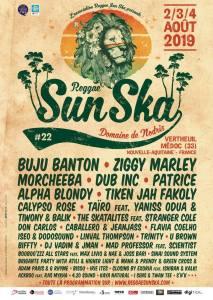 reggae sun ska festival reggae sun ska vertheuil