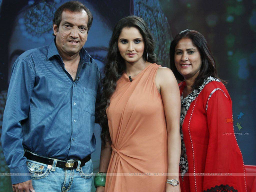 Sania Mirza: Up, Close and Personal