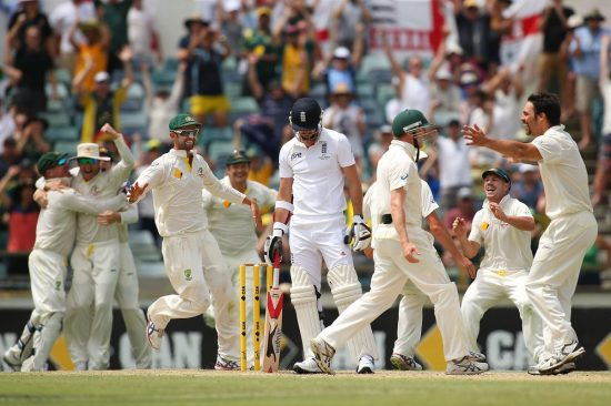 Photo from ashes cricket series 2013