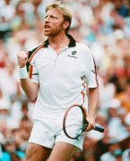 Boris becker eighties tennis players