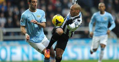 Match moment Newcastle 0-2 Manchester City