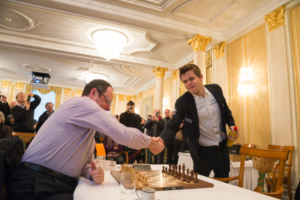 Carlsen chess champion