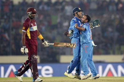 India Cricket Win