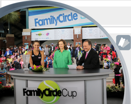Family Circle Cup 2014