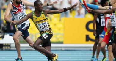 IAAF World