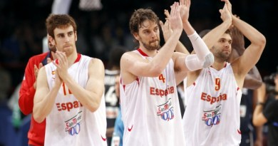 Basketball World Cup in Spain