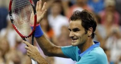 Federer US open 2014