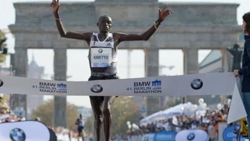 Kimetto Berlin Marathon