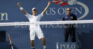 US Open -nishikori-beats-djokovic
