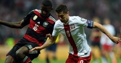 Euro 2016 Germany vs Poland