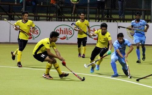 Hockey India vs Malaysia