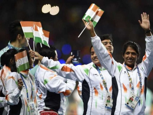 India asian games