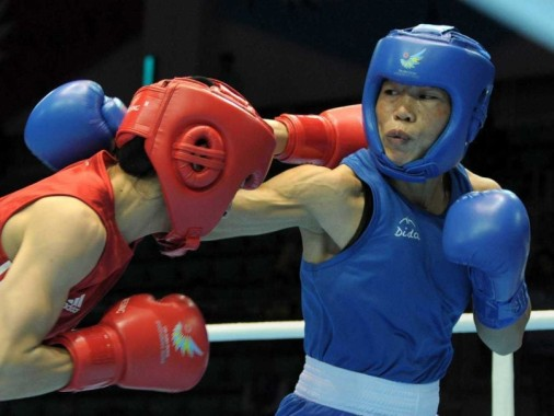 Mary Kom Asian games